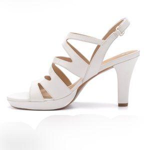 d048ca03d74d Naturalizer Shoes - Naturalizer- Pressley White Sandal